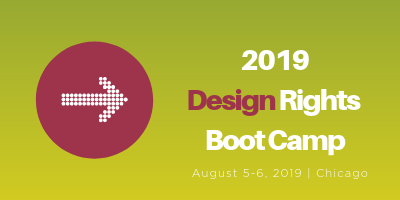 2019 Design Rights Boot Camp