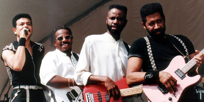 The Commodores 400x200