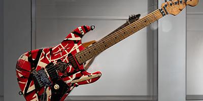 Van Halen Guitar 400